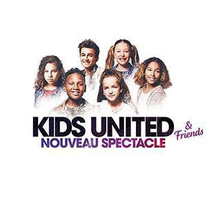 KIDS UNITED - Palais Des Sports à Grenoble (38000) - Le 15 avril 2018